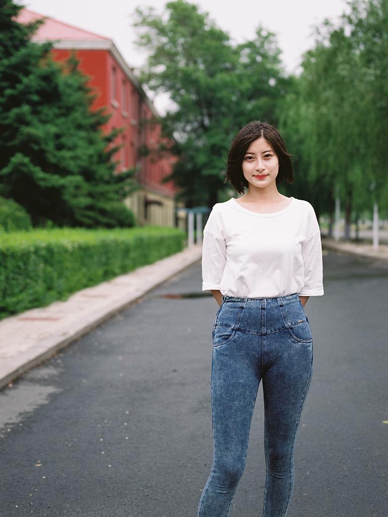 温柔的你@刻板印象--菲林中文-独立胶片摄影门户!