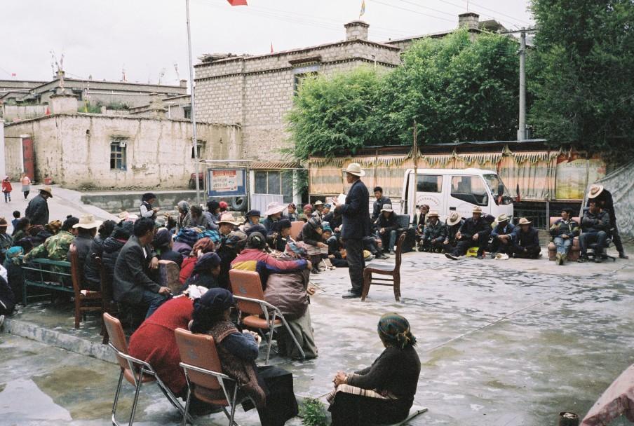另一个视角下的西藏农村 @不会玩微博的小飞-菲林中文-独立胶片摄影门户!