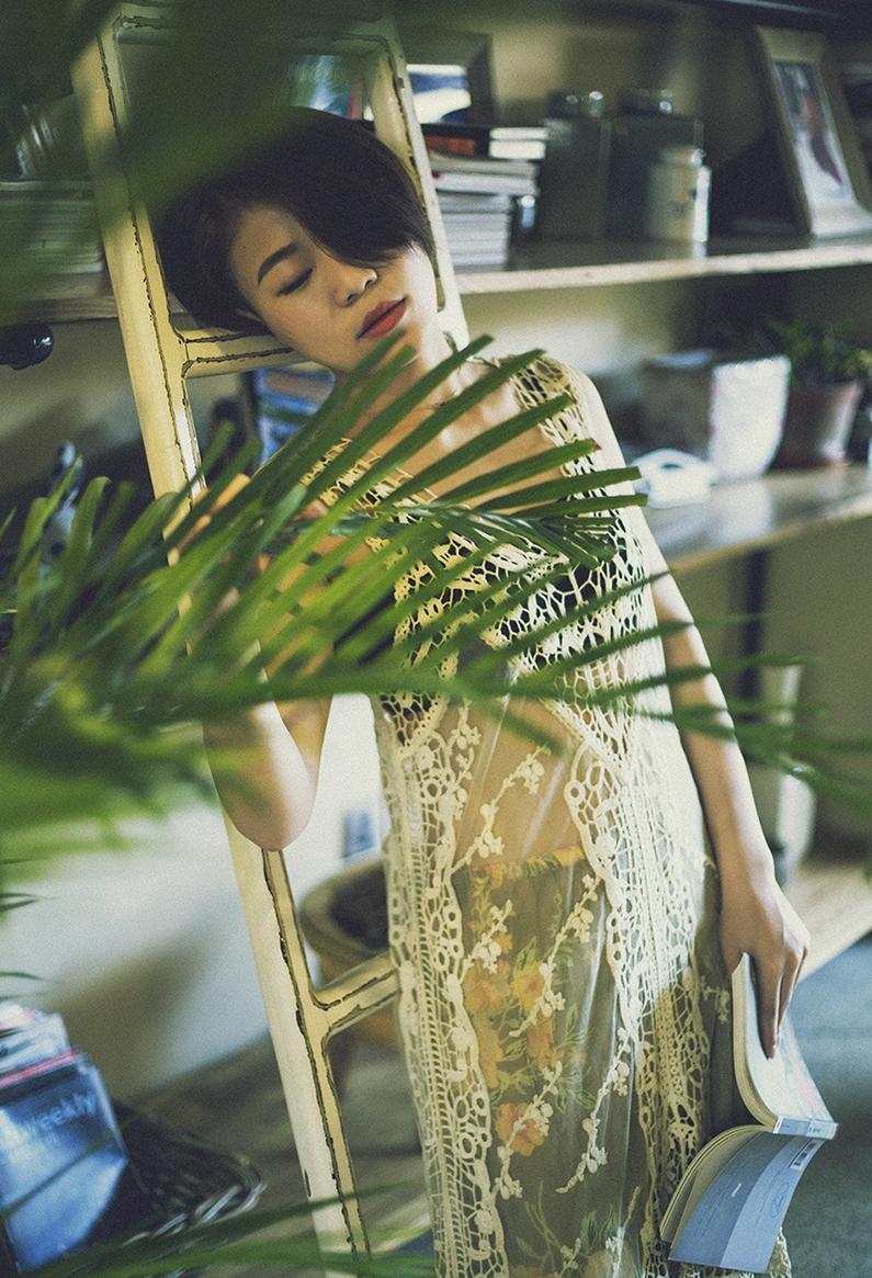 生于90年代的70女子 @PLATO_蜜月旅拍-菲林中文-独立胶片摄影门户!