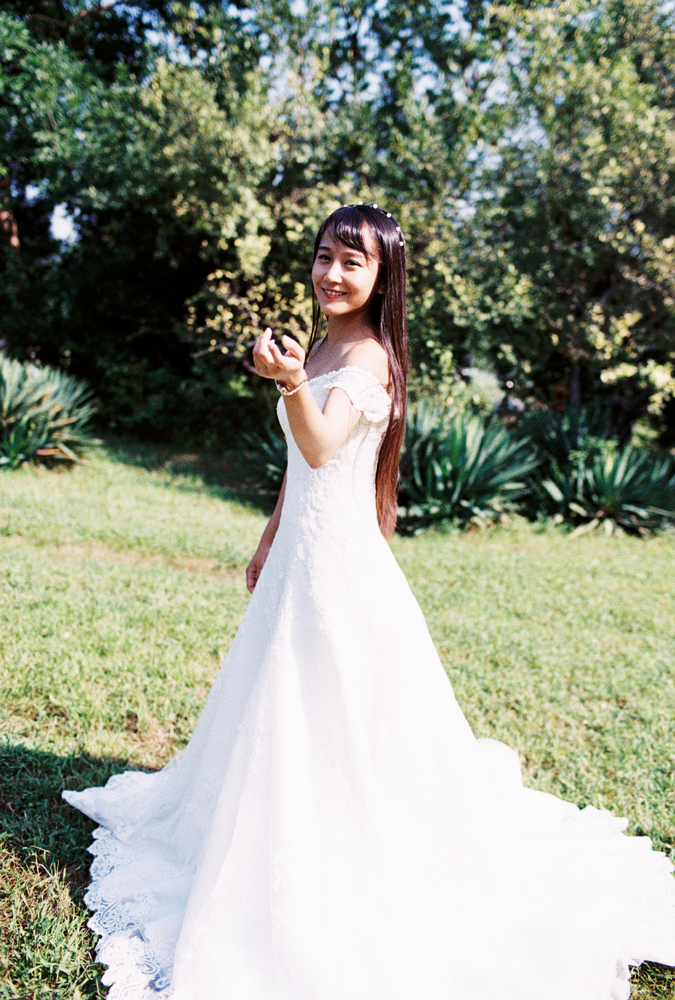 【一个人的婚纱】@摄影师李小白-菲林中文-独立胶片摄影门户!