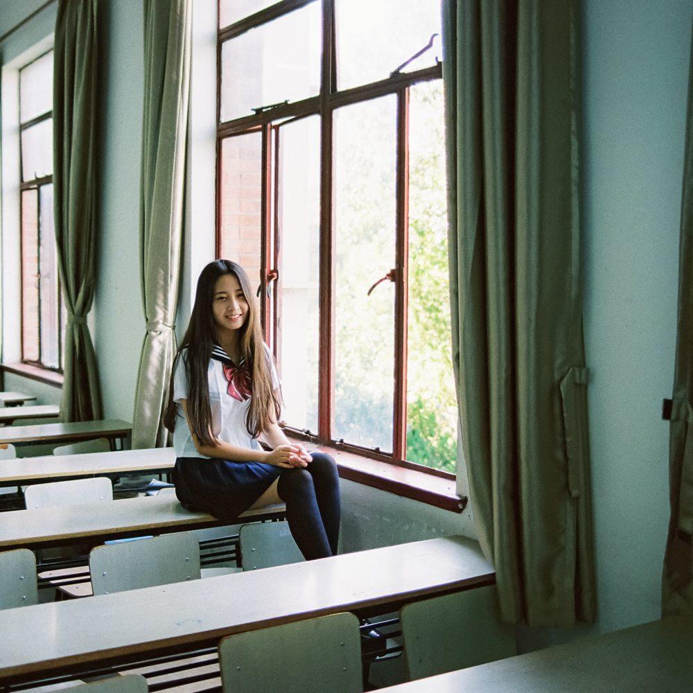 和青春有关的记忆(JK) @阿亮蜀黍Selian-菲林中文-独立胶片摄影门户!