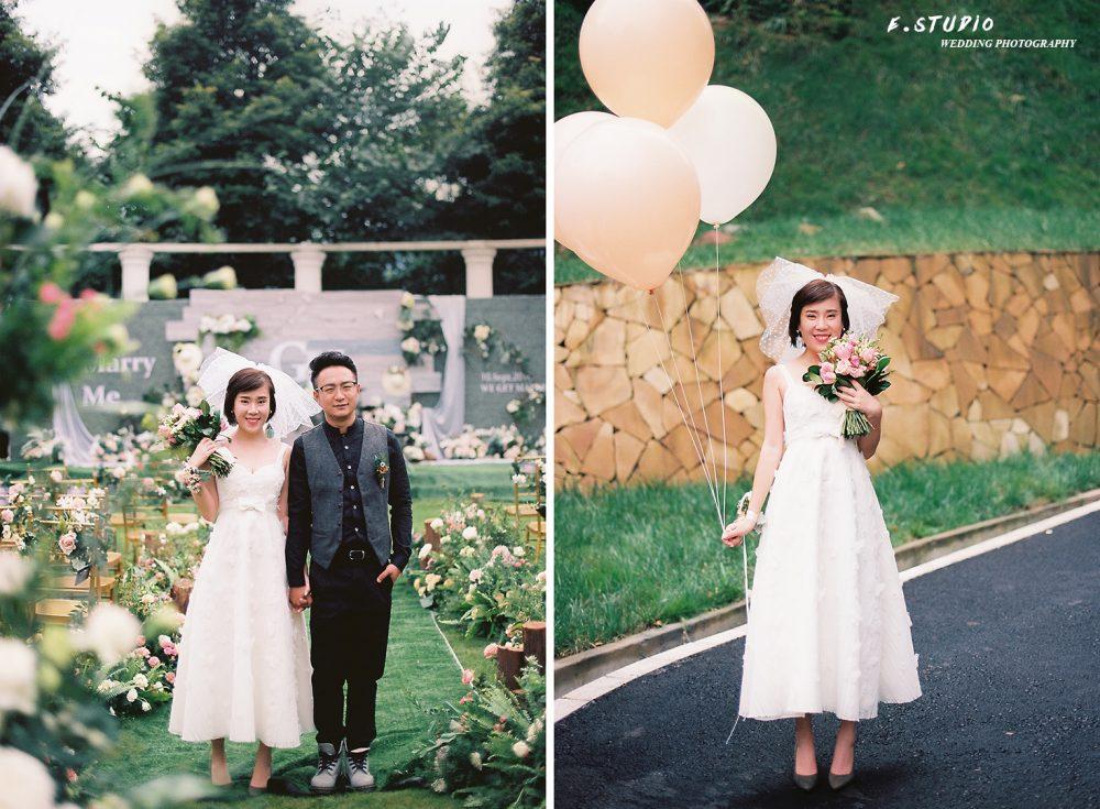 胶片婚礼@摄影师懒小毅-菲林中文-独立胶片摄影门户!