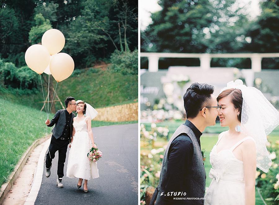 胶片之美 户外婚礼很适合用胶片来拍@摄影师懒小毅-菲林中文-独立胶片摄影门户!