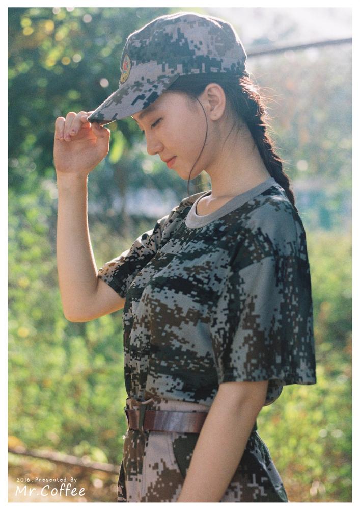 军训 @咖咖咖咖啡_-菲林中文-独立胶片摄影门户!