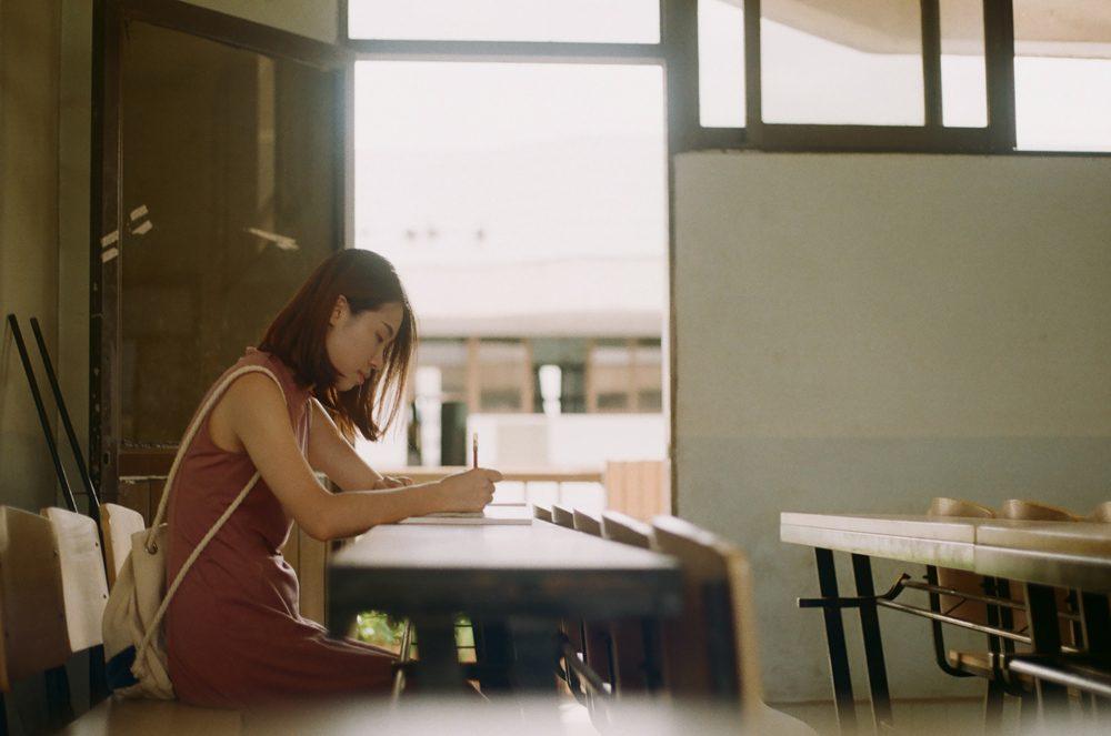 青春,有你@_Mary---菲林中文-独立胶片摄影门户!