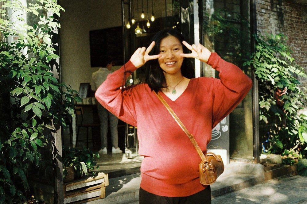 孕期32周,等你-菲林中文-独立胶片摄影门户!