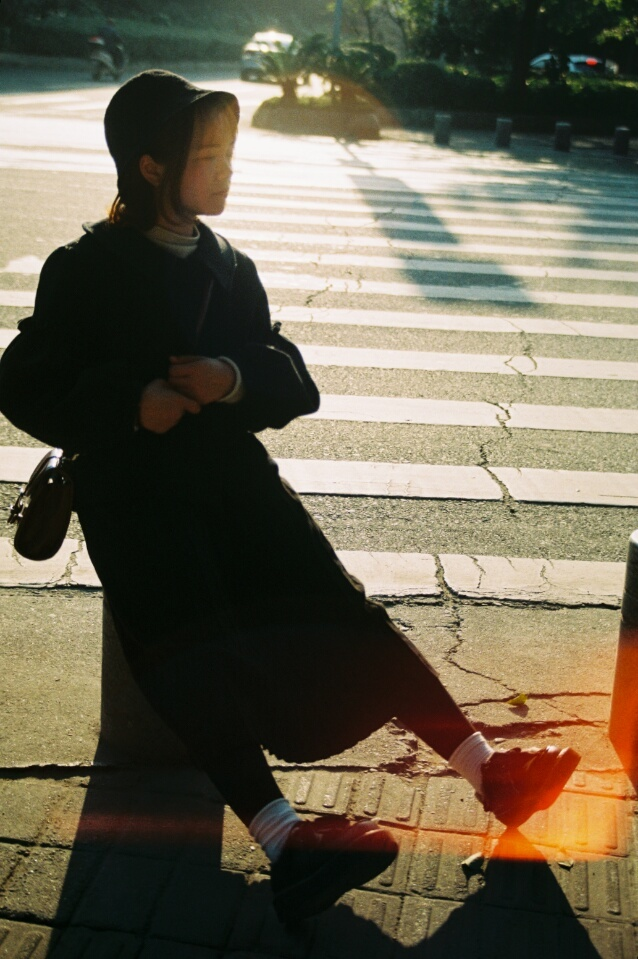 【桥下初春】@陌上gl-菲林中文-独立胶片摄影门户!