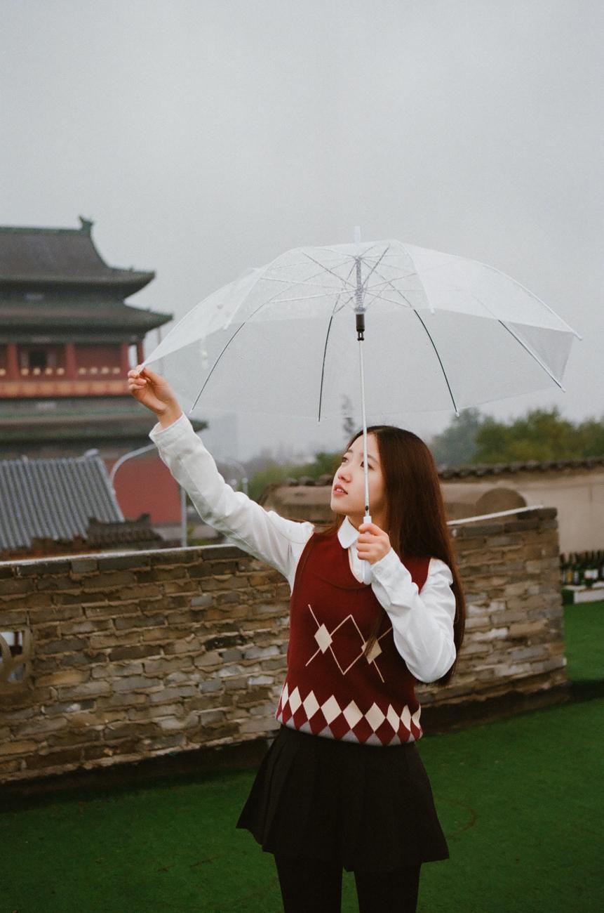 细雨、嬉雨  @马骏同学-菲林中文-独立胶片摄影门户!
