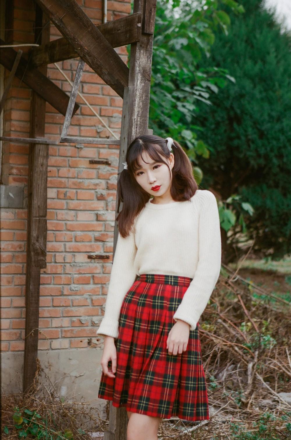 邻家大女孩 @马骏同学-菲林中文-独立胶片摄影门户!