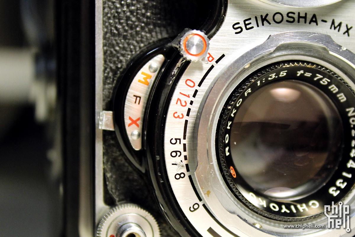 Minolta Autocord古董,也是器材!美能达双反Autocord-By Chh:selway910130-菲林中文-独立胶片摄影门户!