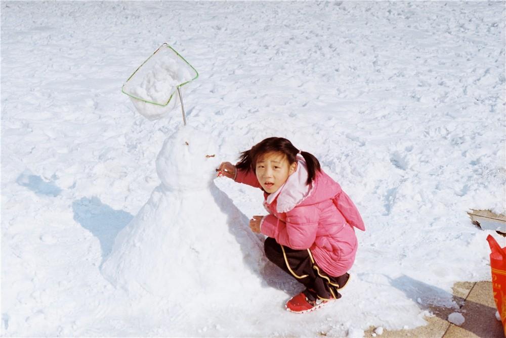 胶片·雪@陌上花开了你在哪-菲林中文-独立胶片摄影门户!
