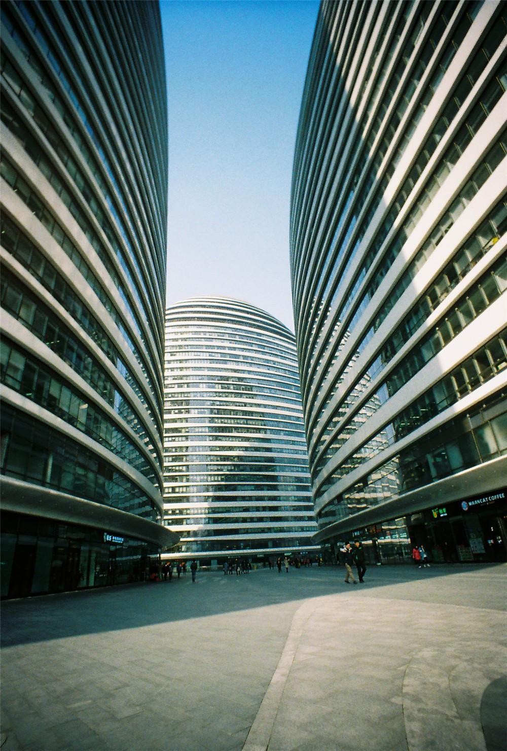 冬天北京的那点安静@刘峥V-菲林中文-独立胶片摄影门户!