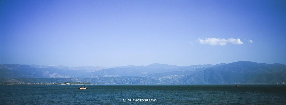 泸沽湖  自冲  @D______1-菲林中文-独立胶片摄影门户!