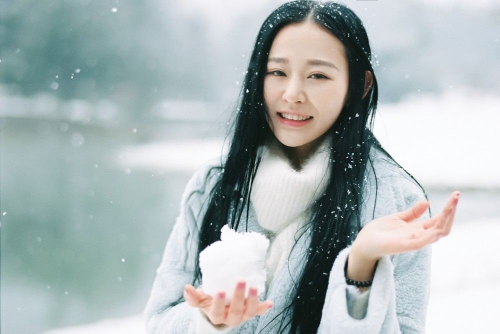 冬天你会不会也在等一场雪!@人称阿坤-菲林中文-独立胶片摄影门户!